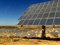 Spanish solar energy